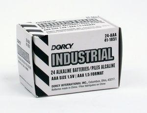 box of batteries
