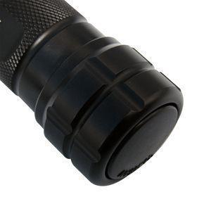 Dorcy 200 Lumen flashlight bottom